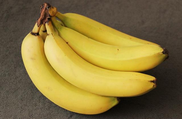 綺麗なバナナ