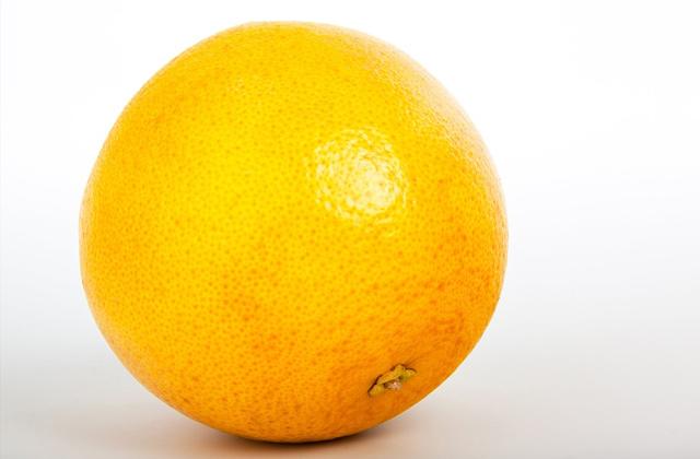グレープフルーツの外皮