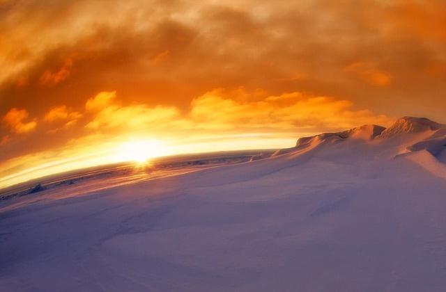 北極海の氷