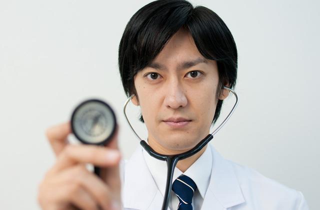 内科の医者