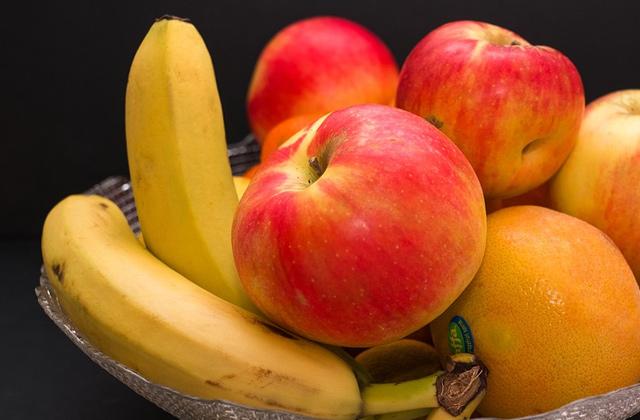 寝る前に良いフルーツ