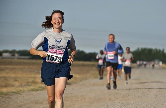 マラソンの楽しみ